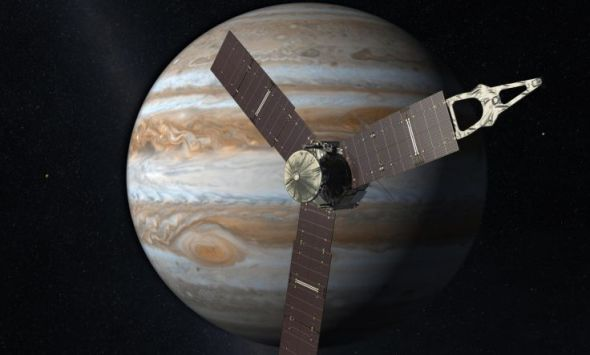 Juno spacecraft