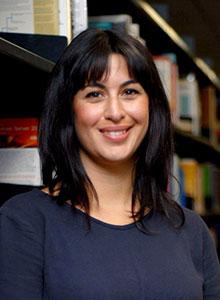 Natalie Kon-yu of Victoria University