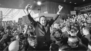 Richard Nixon at the 1968 Republican Convention
