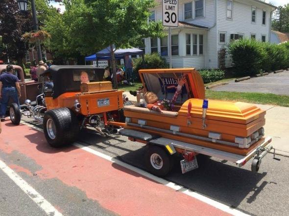 Hillary-coffin