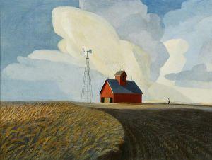 Platte Valley Summer, by Dale NIchols