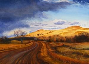 Prairie Storm, John Hulsey