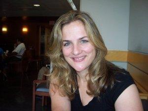 Natasha Stoynoff, People Magazine reporter