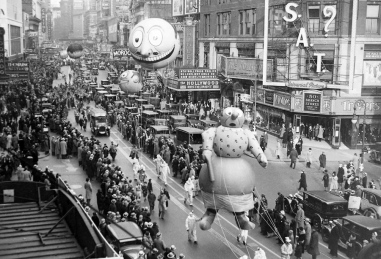 Macy's Thanksgiving Day parade, 1930