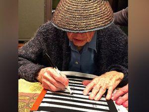 Stellajoe Staebler, 100, Centralia, Washington