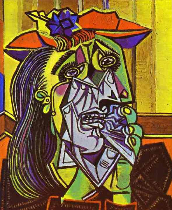 Picasso: Weeping Woman