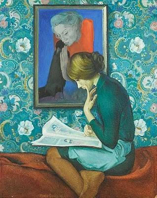 A Student of Art History, Ivanov Sakachev