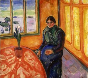 Edvard Munch: Melancholy, Laura