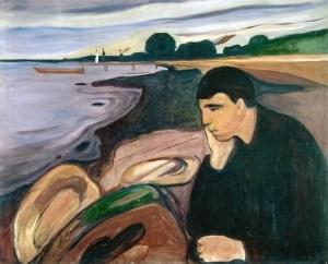 Edvard Munch: Melancholy