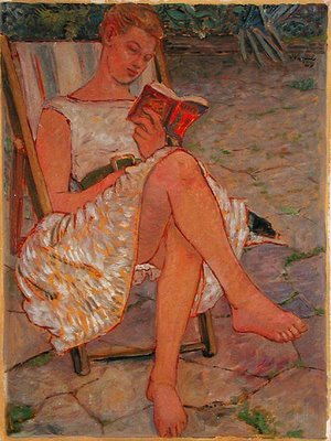 Bridget Reading, Peter Samuelson