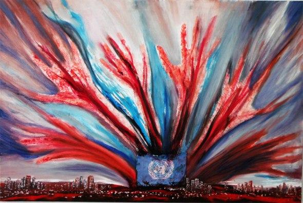 Resistance, by Gianluca Zanna