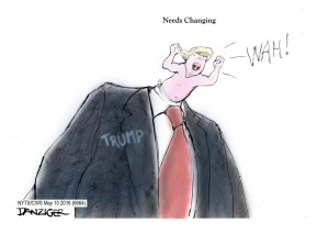 TrumpChanging