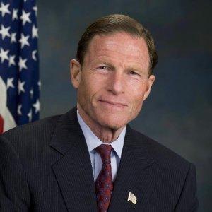 Senator Richard Blumenthal of CT