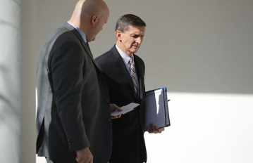 Michael Flynn leaves WH after Resignation