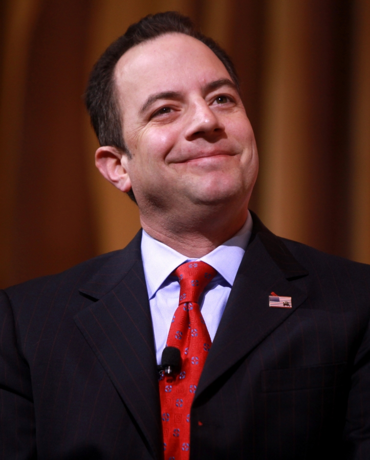 Is Reince next?