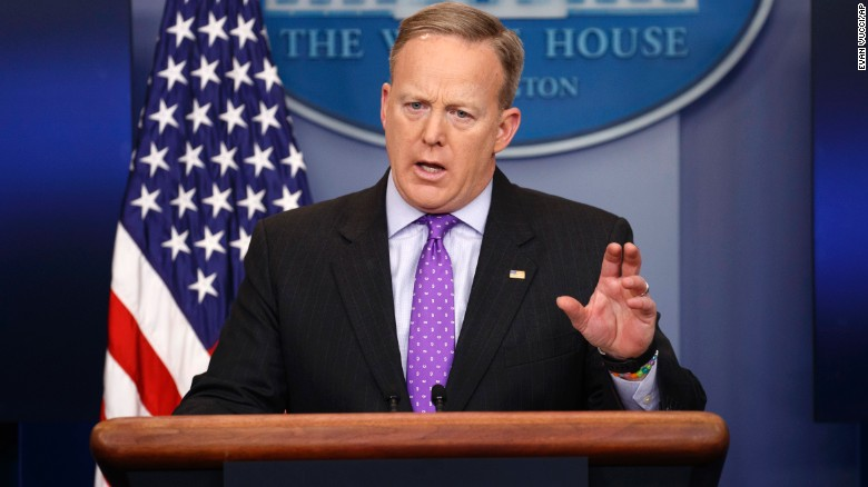 Sean Spicer: Is he next?