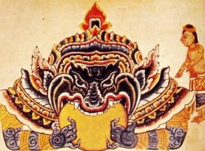 Rahu-eating-Sun