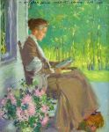 Unknown title, 1938. Edward Dufner (1871-1957), USA