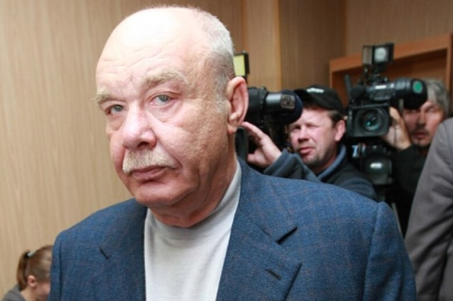 Semion Mogilevich in Moscow court, 2008   Sky Dancing