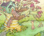 Seuss Scape, by NicoleGusafson