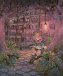 The Book Keeper, by NicoleGustafson
