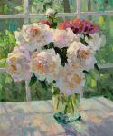 Claude Monet Peonies