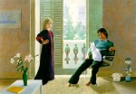Mr-and-Mrs-Smith-and-Percy, David Hockney,1970-71