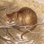 The Cheshire Cat John Tenniel1865