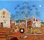 The Farm, Joan Miro,1921