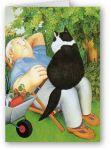 Beryl Cook cats2