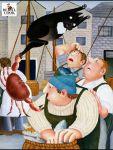 Beryl Cook cats3