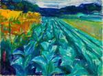 Cabbage Field, 1915