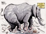 GOP stomps on justice
