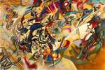 Wassily kandinsky, Composition VII(1913)