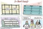 short supply