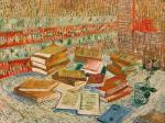 The Yellow Books, 1887, Vincent VanGogh