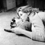 Jane Fonda, photo by Genevieve Naylor,1962