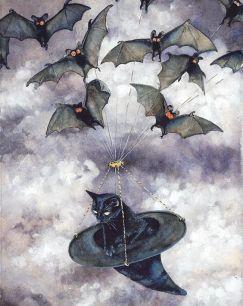 Batmolbile by Maggie Vandewalle