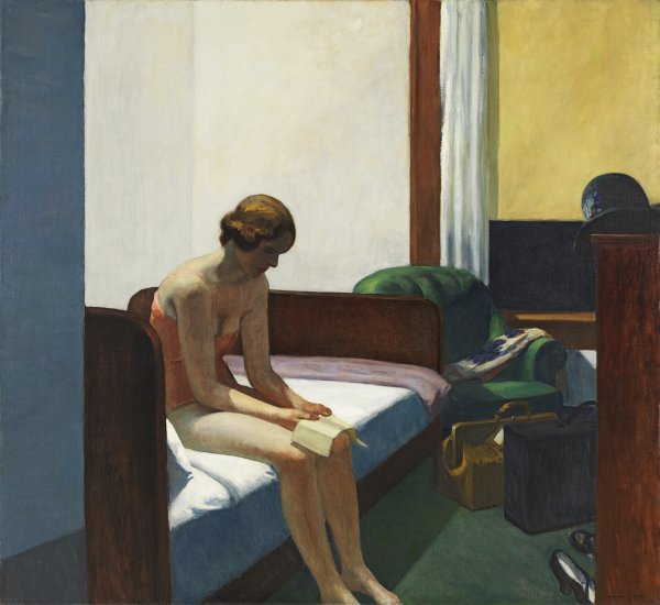 Hotel Room, 1931