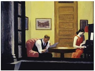 Room in NY, Hopper, 1932