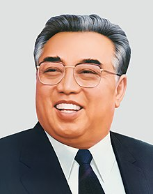 Kim Il-sung, North Korea