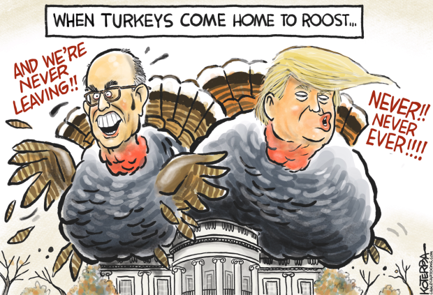 Two-Turkeys-by-Jeff-Koterba-CagleCartoons.com_