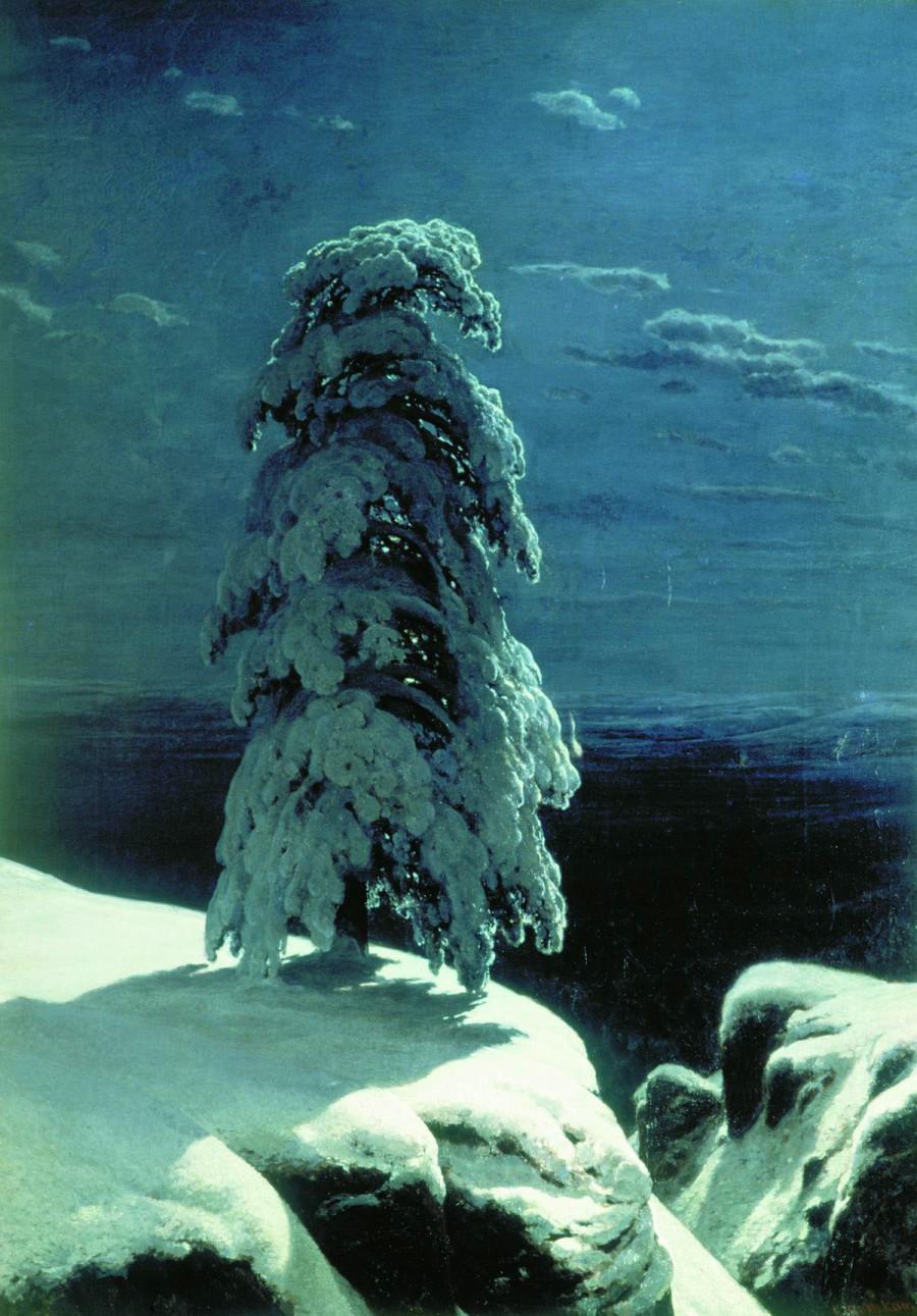 Ivan Shishkin, In the Wild North, 1891