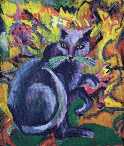 Ernst Ludwig Kirchner, 1919-1920