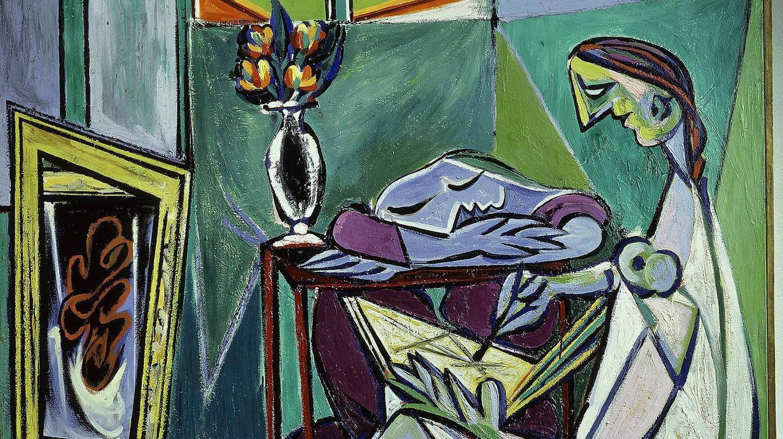 La Muse, Pablo Picasso, 1935