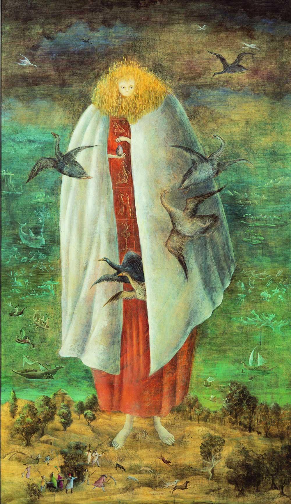 Leonora carrington, the giantess2