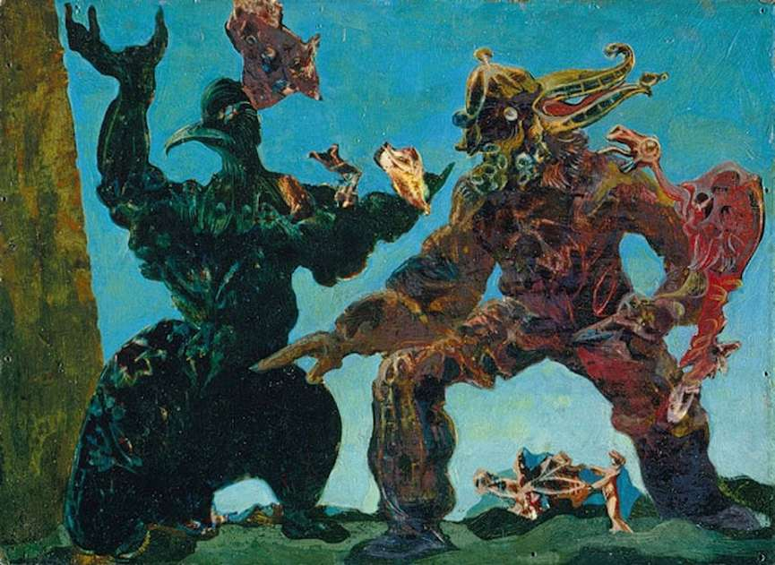 Max-Ernst-The-Barbarians-1937