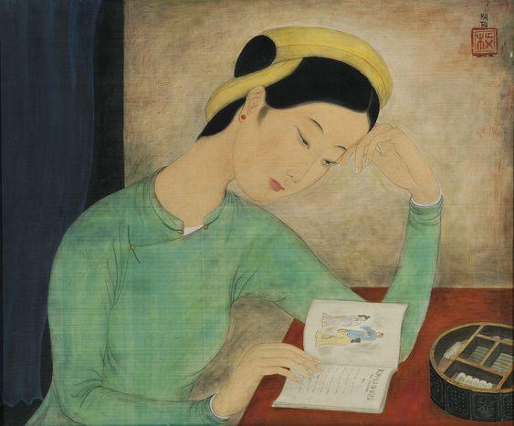 Mai Trung Thu, Vietnamese artist