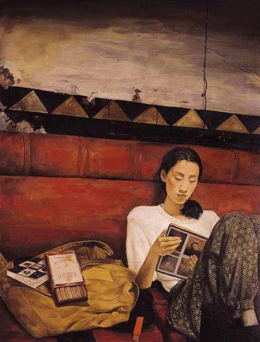 Xue Jie, Chinese artist