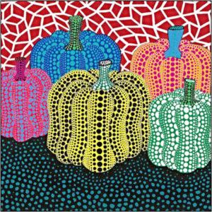 Yayoi-Kusama-Pumpkin-300x300